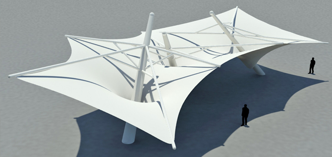 roofing tensile for coverage & RK TENSILE ROOF memphite.com